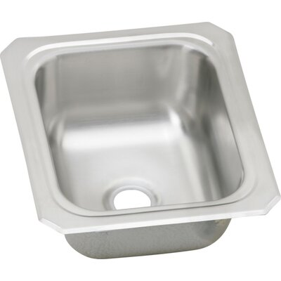 13 x 15 Single Bowl Kitchen Sink