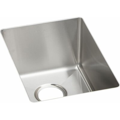 Crosstown Single Bowl Undermount Bar Sink