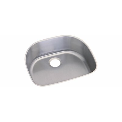 Dayton 23.56 x 21.13 Undermount Kitchen Sink
