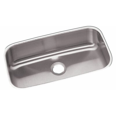 Dayton 30.5 x 18.25 Rectangular Undermount Kitchen Sink