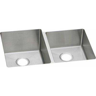 Avado 31.25 x 20.5 Double Bowl Undermount Kitchen Sink