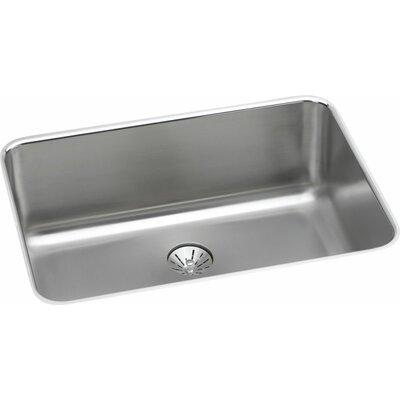 Gourmet Single Bowl Undermount Kitchen Sink