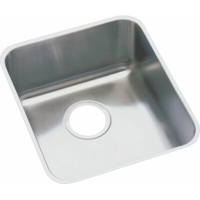Gourmet 14 x 18.5 Undermount Kitchen Sink