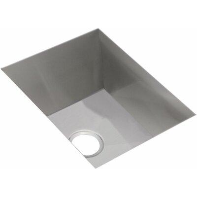Avado 20.5 x 16.5 Single Bowl Kitchen Sink
