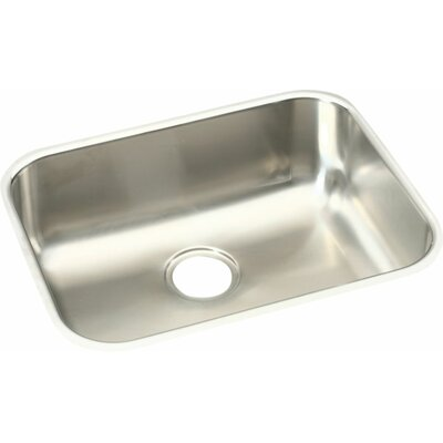 Lustertone 23.5 x 18.25 Undermount Kitchen Sink