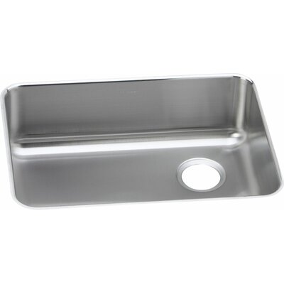 Gourmet 25.5 x 19.25 Undermount Kitchen Sink