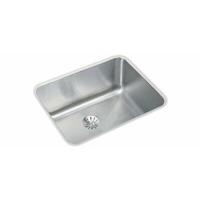 Gourmet 20.5 x 16.5 Undermount Kitchen Sink with Perfect Drain