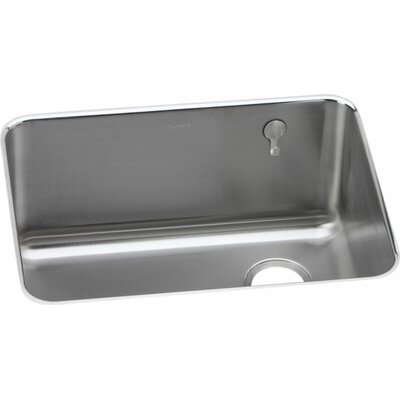 Gourmet 25 x 18.75 Kitchen Sink with E-Dock Hook