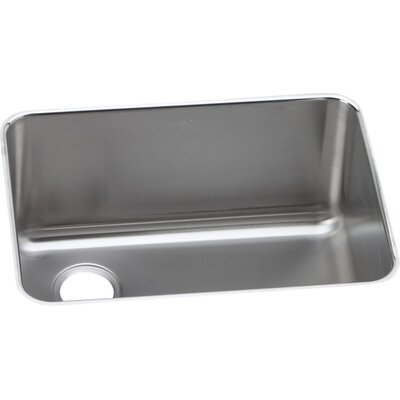 Gourmet 25 x 18.75 Undermount Kitchen Sink