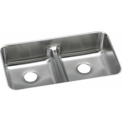 Gourmet 32.06 x 18.5 Kitchen Sink