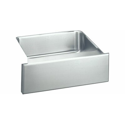 Gourmet 25 x 20.5 Kitchen Sink with Bottom Grid and Drain Assembly