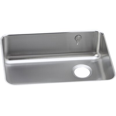 Gourmet 25 x 19.25 Undermount Kitchen Sink