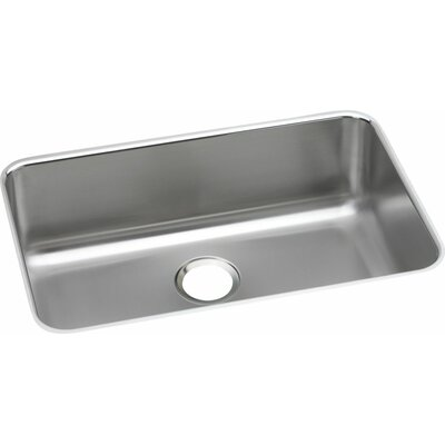 Gourmet Single Bowl Undermount Kitchen Sink