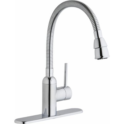 Pursuit Single Hole Laundry Faucet