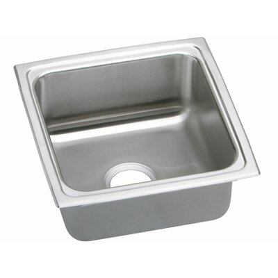 Gourmet 17.5 x 17 Kitchen Sink