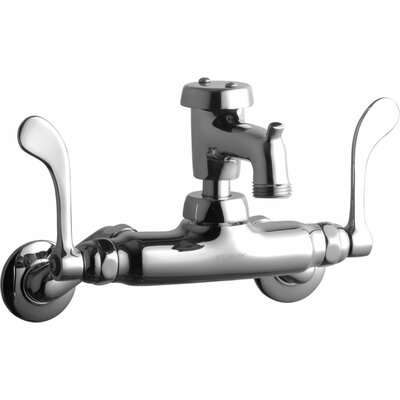 Wall Mount Laundry Faucet