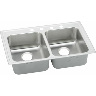 Lustertone 29 x 22 Kitchen Sink