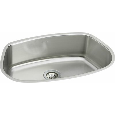 Mystic 31 x 19.63 Undermount Bar Sink with Cutting Board, Drain Assembly and Bottom Grid