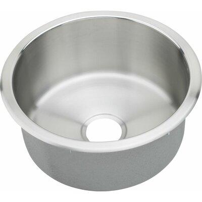 Mystic 18.38 x 18.38  Kitchen Sink