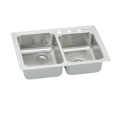 Packemaker 25 x 21.25 Single Bowl Kitchen Sink