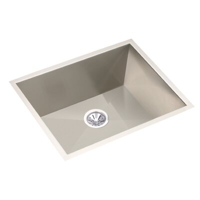 Avado 23.5 x 18.25 Single Bowl Kitchen Sink
