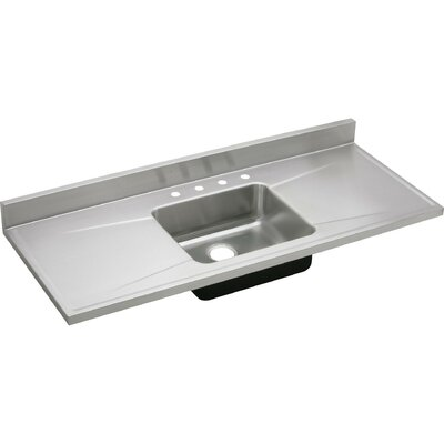 Gourmet 60 x 25 Farmhouse/Apron Kitchen Sink