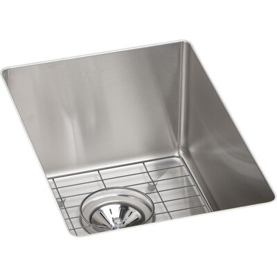 Crosstown 14 x 19 Undermount Bar Sink