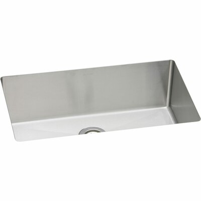 Crosstown 31 x 19 Stainless Steel  Undermount Kitchen Sink