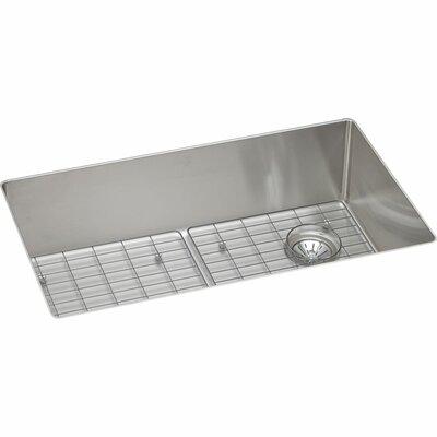 Crosstown 32 x 19 Undermount Kitchen Sink