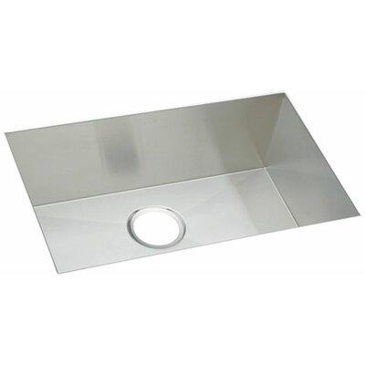 Avado 23.5 x 18.25 Zero Radius Single Bowl Undermount Kitchen Sink