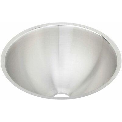 Asana Circular Undermount Bathroom Sink