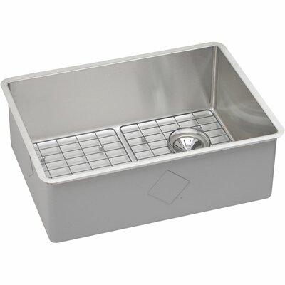 Crosstown 25.5 x 18.5 Undermount Kitchen Sink