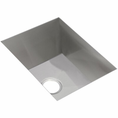 Avado 16.5 x 20.5 Stainless Steel Single Bowl Undermount Kitchen Sink