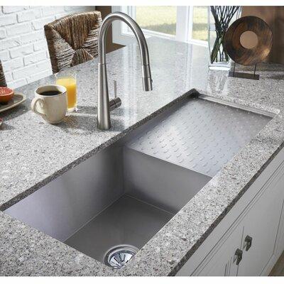 Avado 43.5 x 18.25 Single Bowl Kitchen Sink