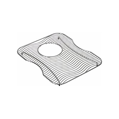 Lustertone 31 x 19 Double Basin Undermount Kitchen Sink with Perfect Drain and Sink Grid