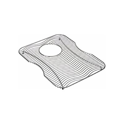 Lustertone 31 x 21 Double Basin Undermount Kitchen Sink with Perfect Drain and Sink Grid
