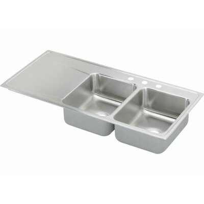 Gourmet 48 x 22 Kitchen Sink