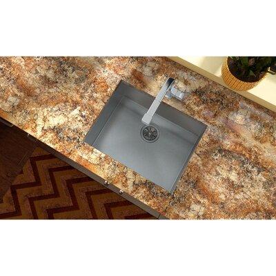 Crosstown 24 x 18 Undermount Kitchen Sink