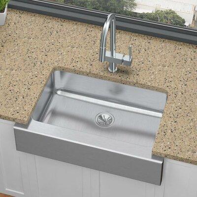 Lustertone 33 x 21 Farmhouse Kitchen Sink