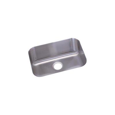 Dayton 24 x 18 Undermount Kitchen Sink Finish: 18 Gauge Stainless Steel