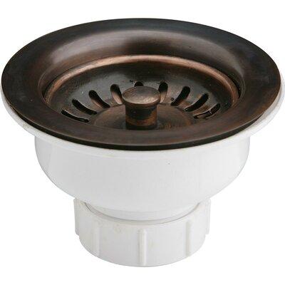 3.5 Pop-Up Kitchen Sink Drain