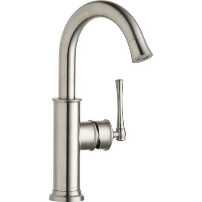 Explore Bar Faucet Finish: Lustrous Steel