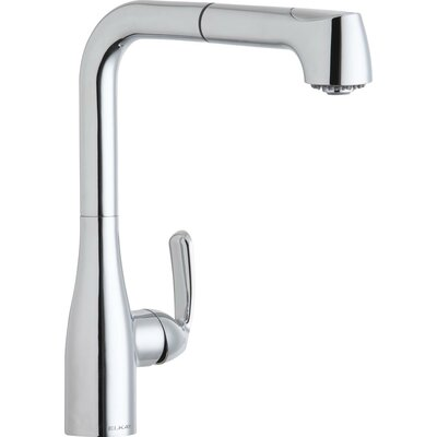 Gourmet Pull Out Bar Faucet Finish: Chrome