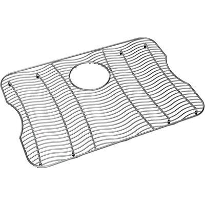 22 x 16 Sink Grid Drain Location: Rear Center