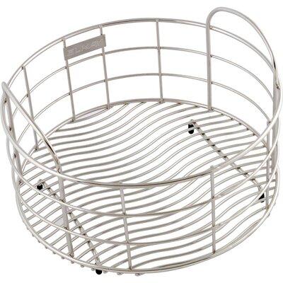 Rinsing Round Rinse Basket