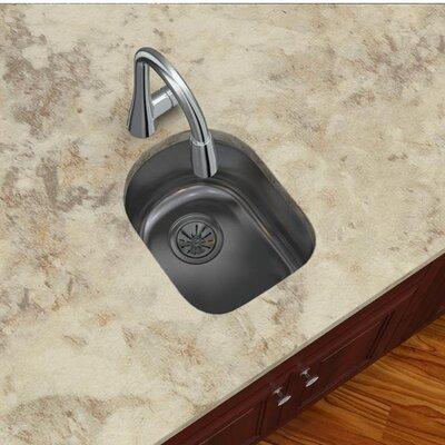 14 x 17.5 Undermount Kitchen Sink