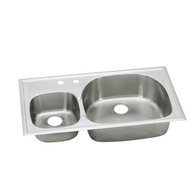 kitchen sink 38 x 22 buy low price elkay harmony 38 x 22 top mount kitchen 8425