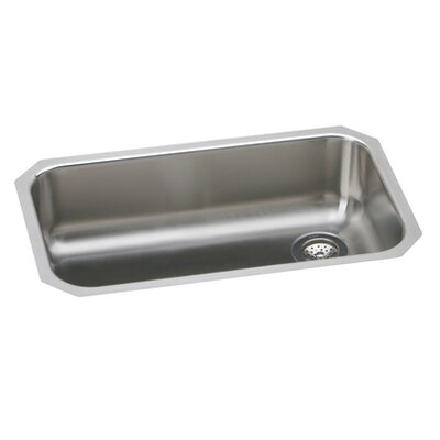 Gourmet 30.5 x 18.25 Elumina Undermount Kitchen Sink
