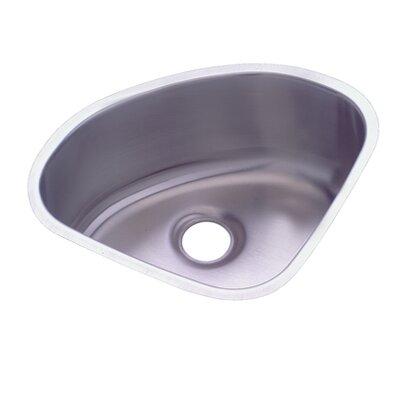 Mystic 14 x 14 Undermount Kitchen Sink