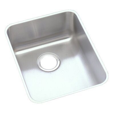 Gourmet 16.5 x 20.5 Kitchen Sink with Drain Assembly and Bottom Grid